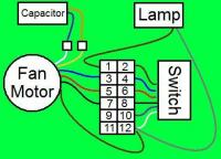 cooker hood wiring diagram viper 5701 remote start extractor fan help diynot forums