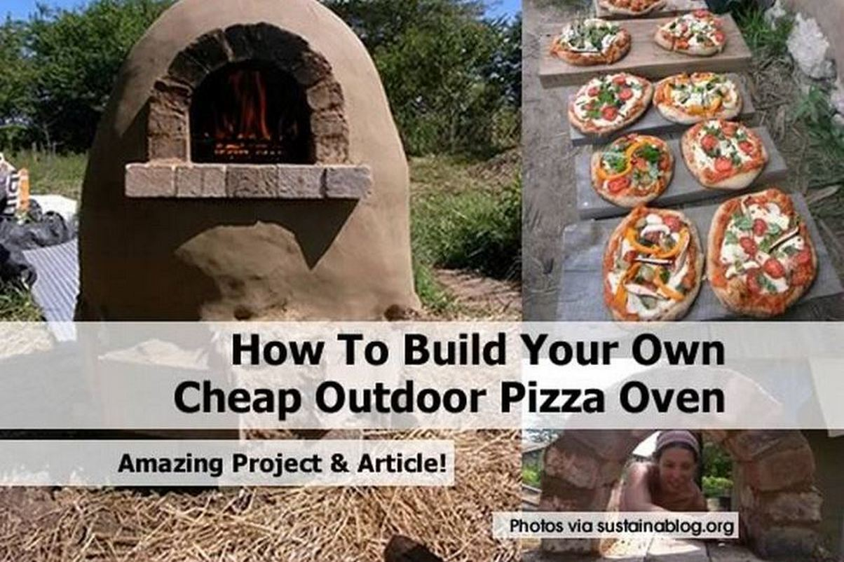 gallery of diy backyard bread oven outdoor furniture