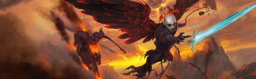 Image result for Dungeons and Dragons: Baldur's Gate - Descent into Avernus