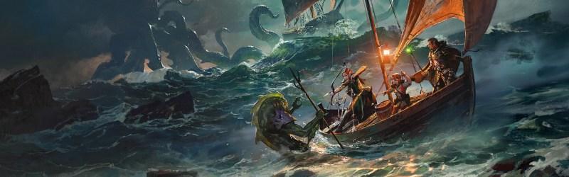 Ghosts of Saltmarsh Dungeons & Dragons