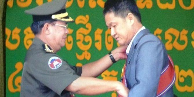 Campuchia cấp xe hơi, biệt thự cho Đại tướng quân hai lúa Việt - Ảnh 1