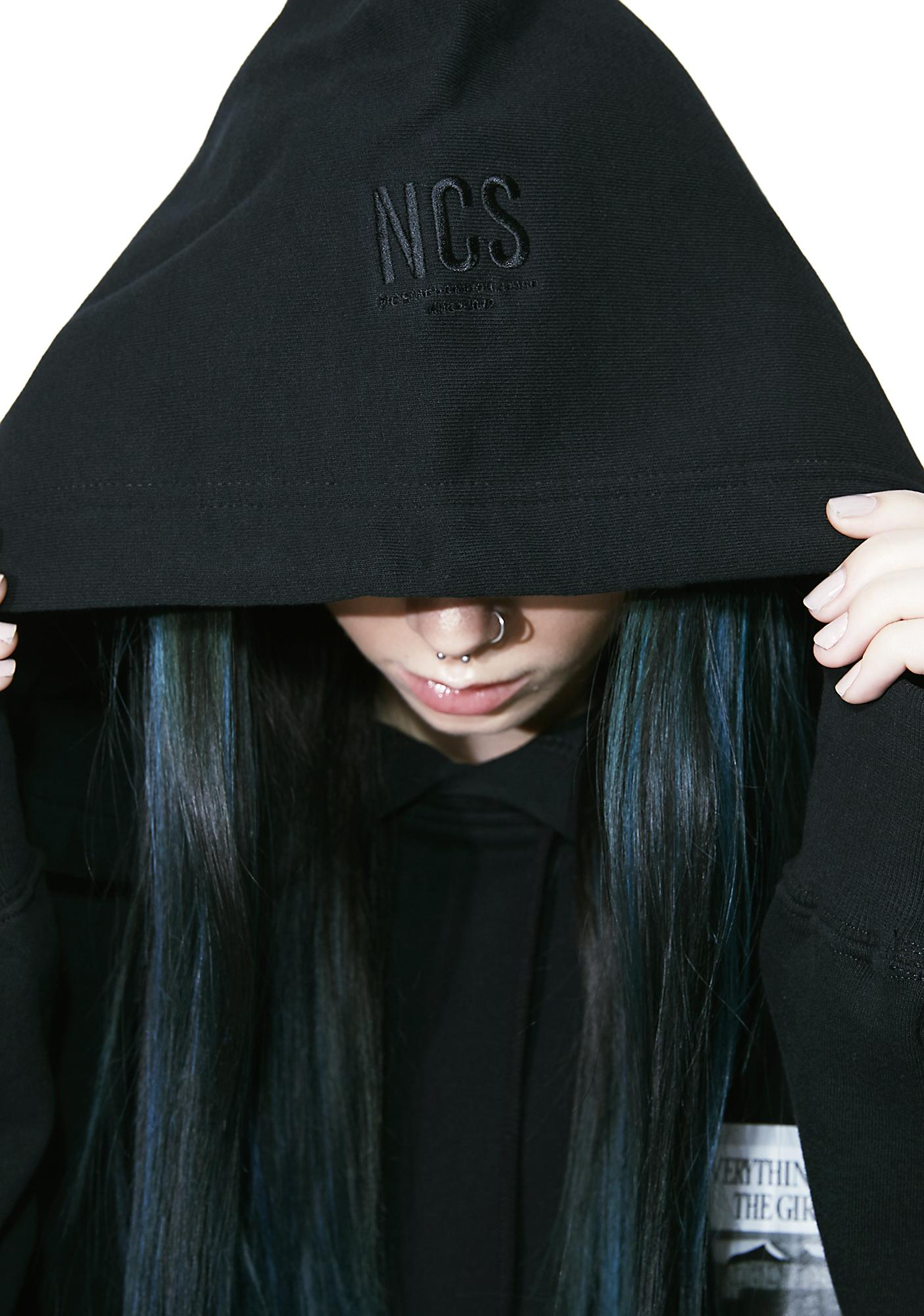 sad girl hoodie