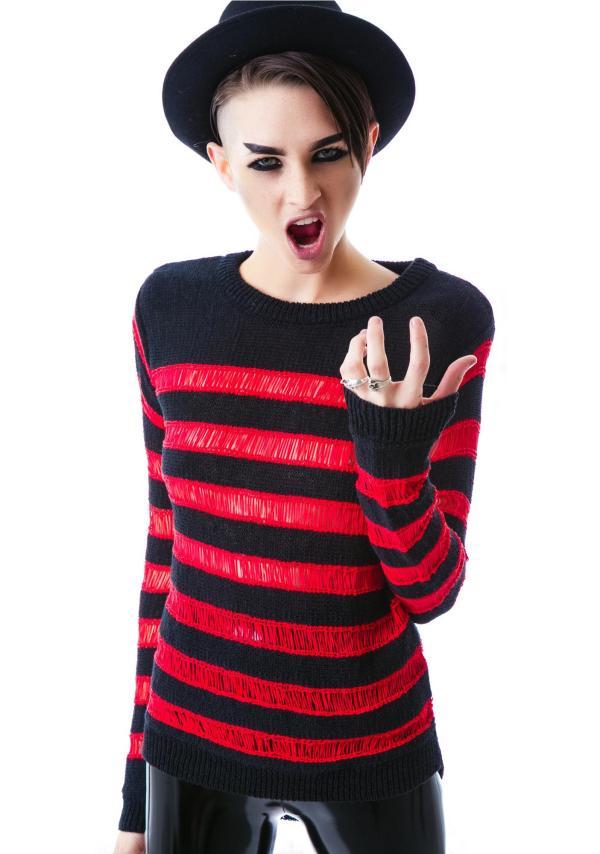 Kill City Krueger Sweater Dolls