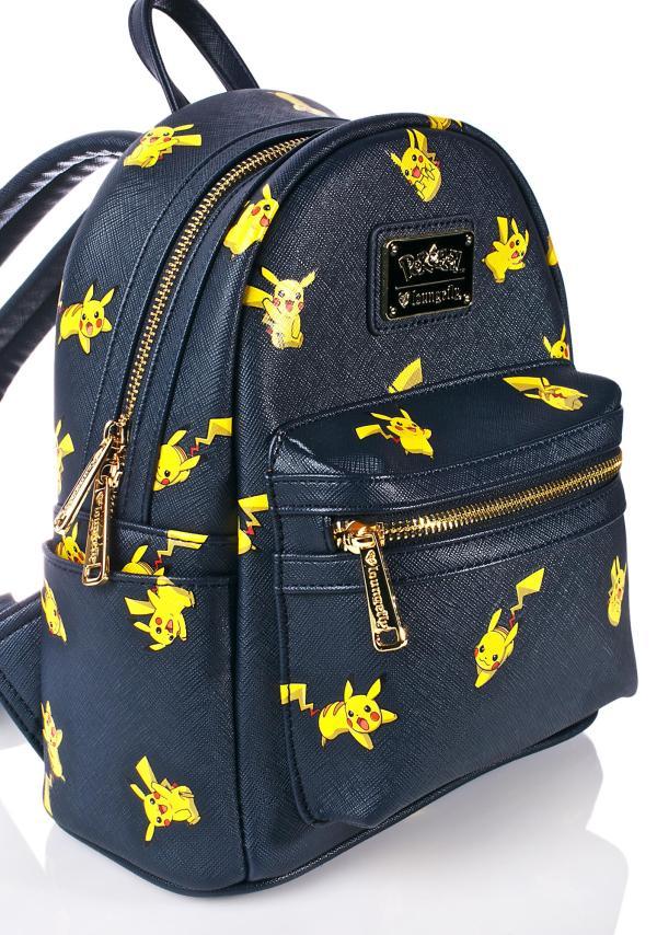 Loungefly Pikachu Backpack Dolls Kill
