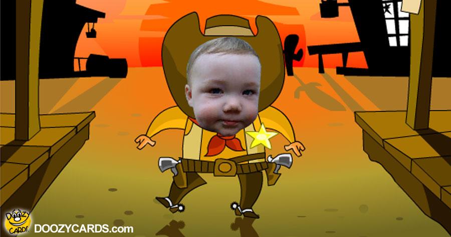 Cowboy Hugs And Kisses E Card View The Popular Cowboy