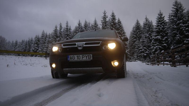 Cea mai tare reclamă la Dacia Duster