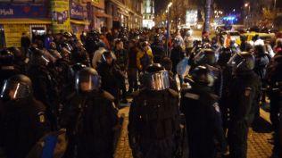 proteste piata universtatii unirii luni (50)