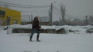vremea in bucuresti strazi blocate cod portocaliu iarna viscol (7)