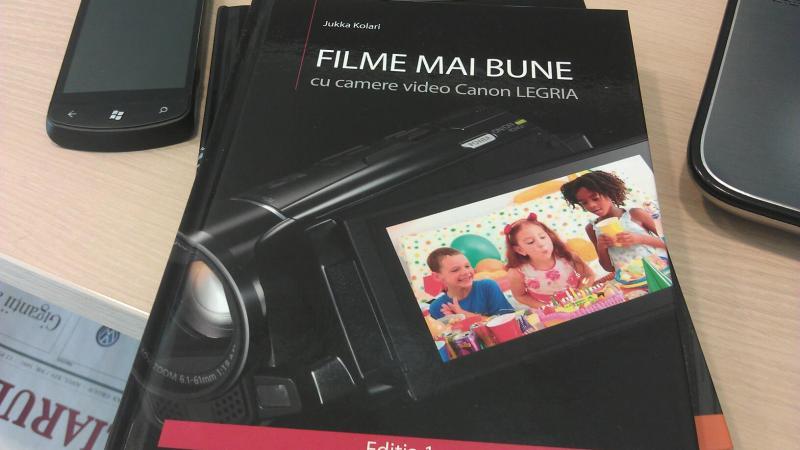 Invata sa folosesti aparatul foto de la Canon