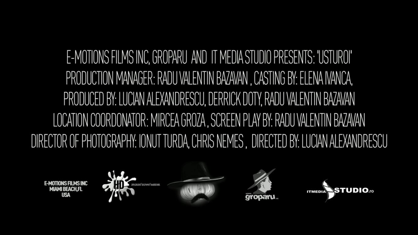 Usturoi: Filmul lui Groparu