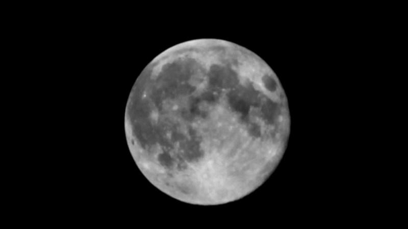 Super luna 2013