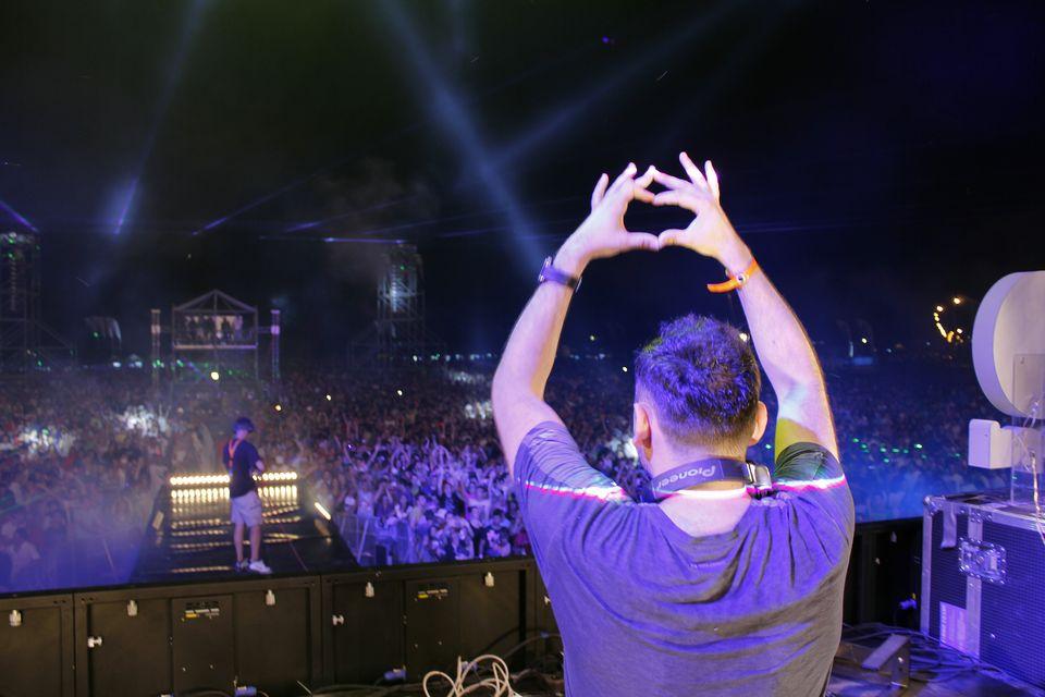 DJ Andi – Liberty Parade 2013 live set