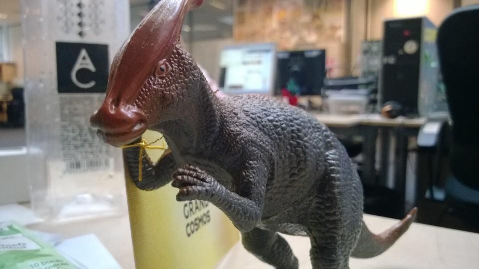 Dinozaurii vin la Bucuresti