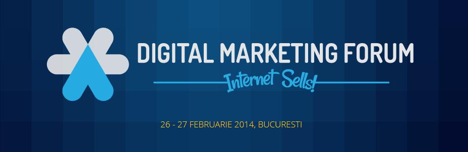 A opta editie Digital Marketing Forum