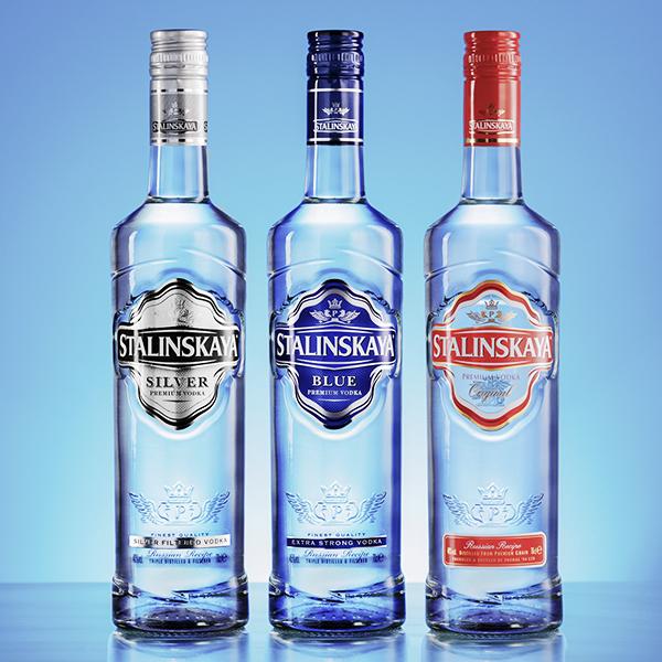 3 sticle