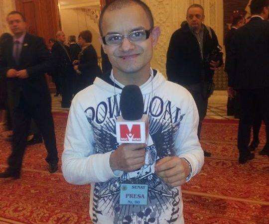 Dovada ca oricine poate face presa in Romania