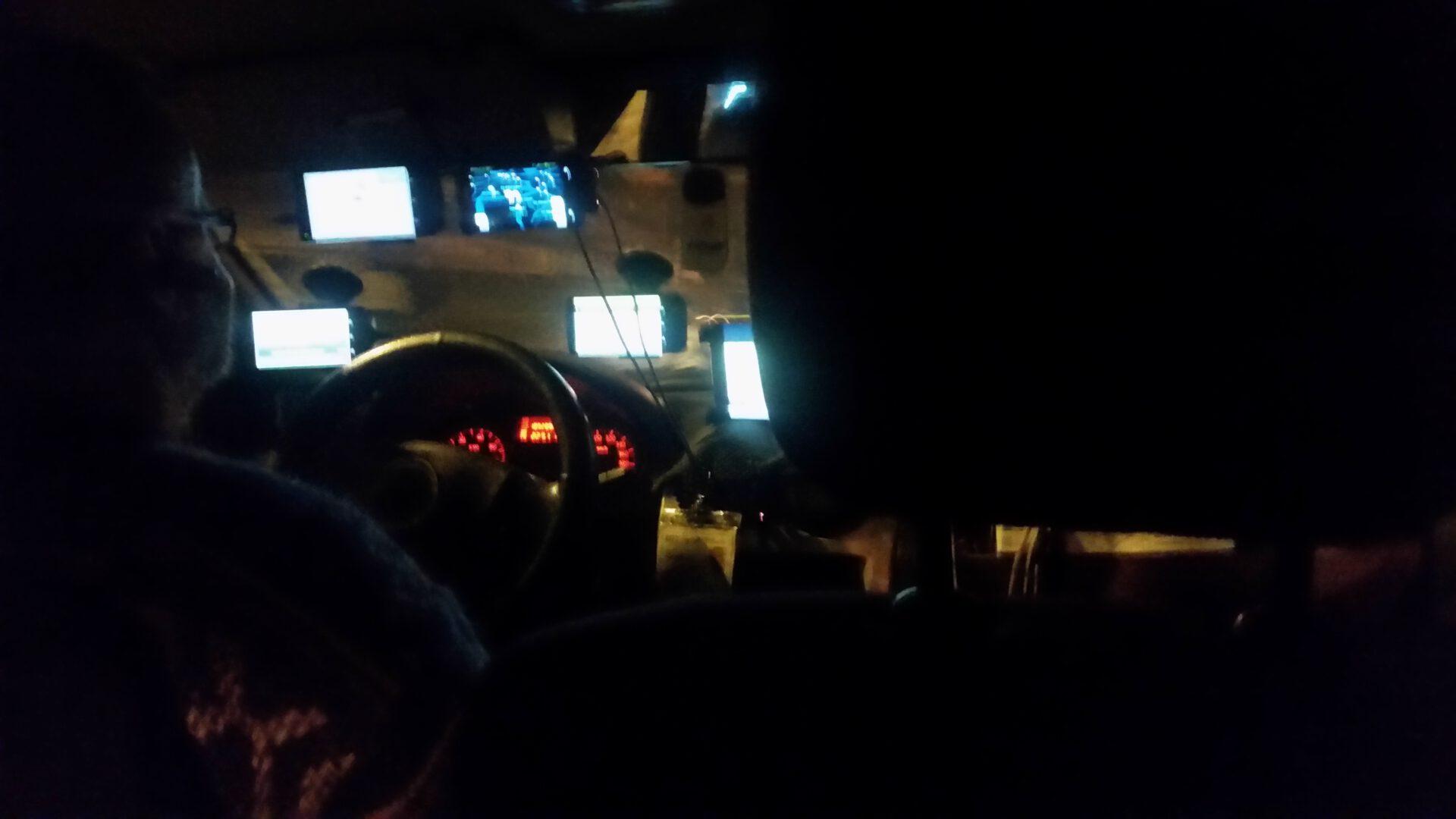 De ce nu merg cu taxiul (III)