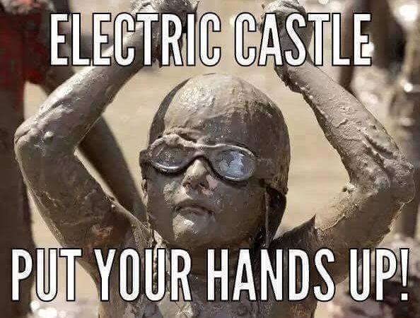 Festivalul de nămol Electric Castle