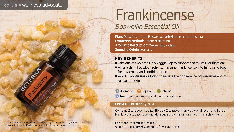 Frankincense Oil | dōTERRA Essential Oils