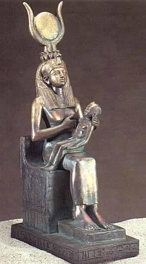 نتيجة بحث الصور عن ايزيس، إلهه فرعونية