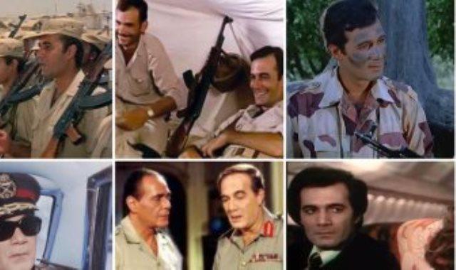 فى عيد تحرير سيناء محمود ياسين أشهر جندى فى السينما