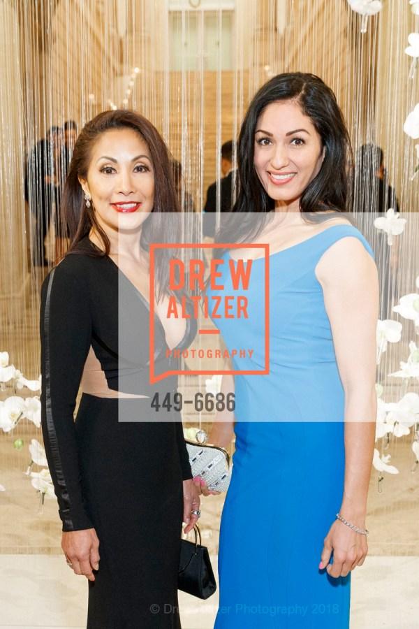 Rita Schmid With Tana Recacho