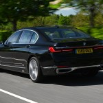 Bmw 7 Series Hybrid Review Drivingelectric