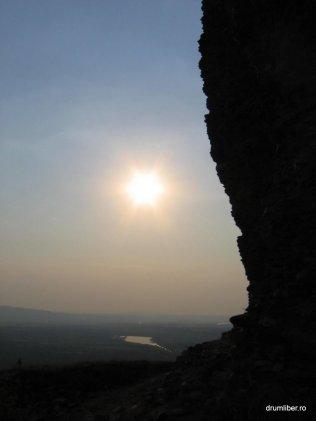 Priveliște de la Turnul lui Ovidiu