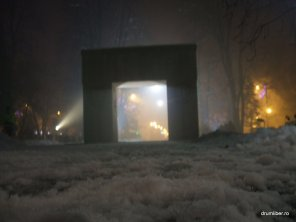 Poarta Sarutului, Targu Jiu