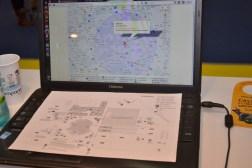 Harta Romexpo si pe ecran vezi Brasovul: obiectiveturistice.drumliber.ro (TTR 2012)