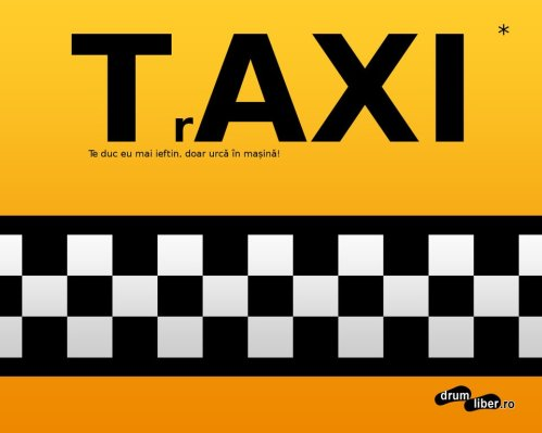 Taxiuri pirat Aeroport Otopeni sau la Gara de Nord, București