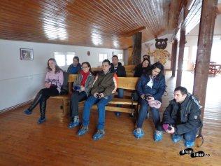 Vizionând filmul documentar despre Libearty Bear Sanctuary