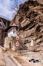 Mănăstirea Piatra Scrisă - exterior