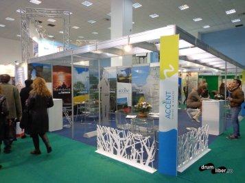 Standul Accent Travel - România ca lumea