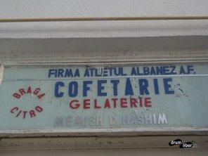Bragageria Atletul Albanez, de afară
