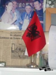 Steagul Albaniei