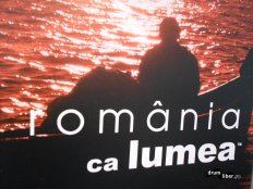 România Ca Lumea. E și România mea! :)
