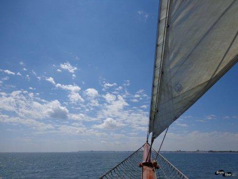 Velierul Adornate pe Marea Neagră
