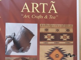 Artă - Art, Crafts & Tea