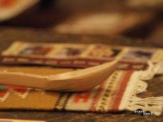Lingură din lemn