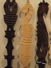 Simbolul dragostei pe lingurile de lemn