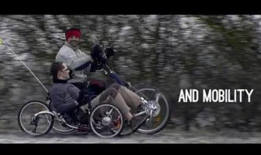 Drumuri pentru cei cu probleme de mobilitate