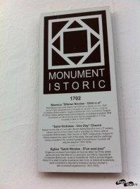 Monument istoric din 1702