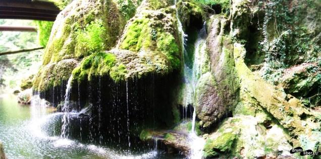 Cascada Bigăr, vedere largă