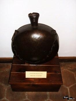 Flacon din fier, secolul XVII