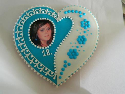 Operă de artă din turtă dulce - 18 ani