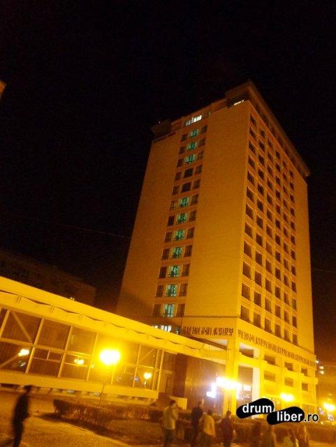 Hotel Unirea, Iași