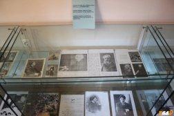 Expoziția din mansardă