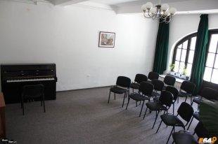 Mini-sală de concerte și evenimente