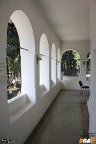 Terasa de la Casa Memorială Enescu